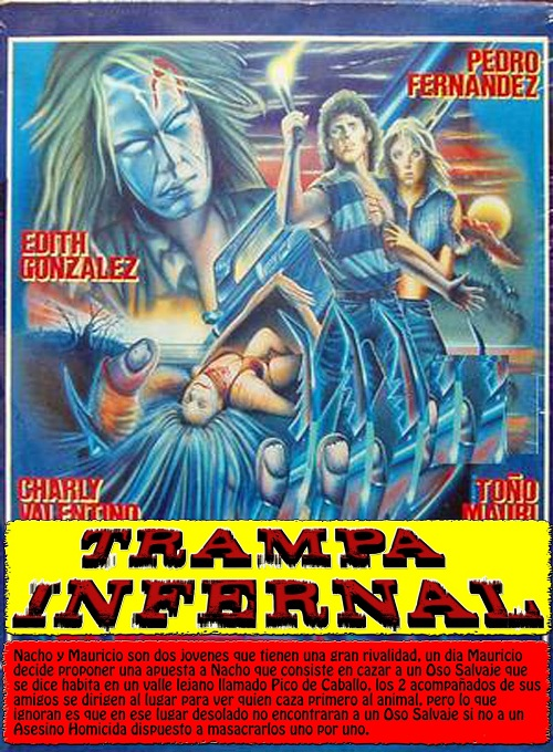 Trampa infernal movie