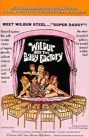 Wilbur and the Baby Factory movie