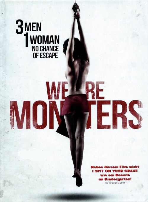 We Are Monsters movie