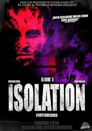 Isolation movie
