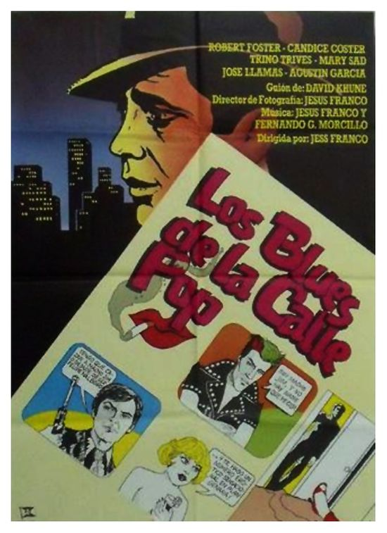 Los blues de la calle Pop movie
