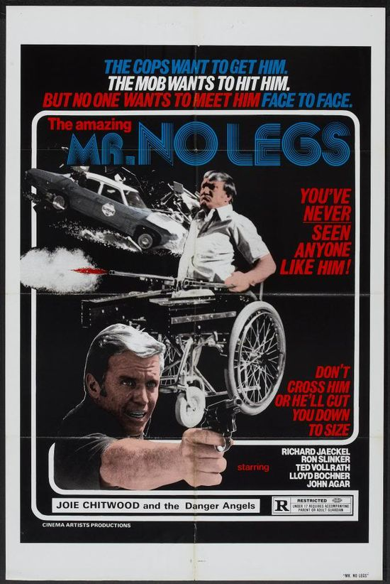 The Amazing Mr. No Legs movie