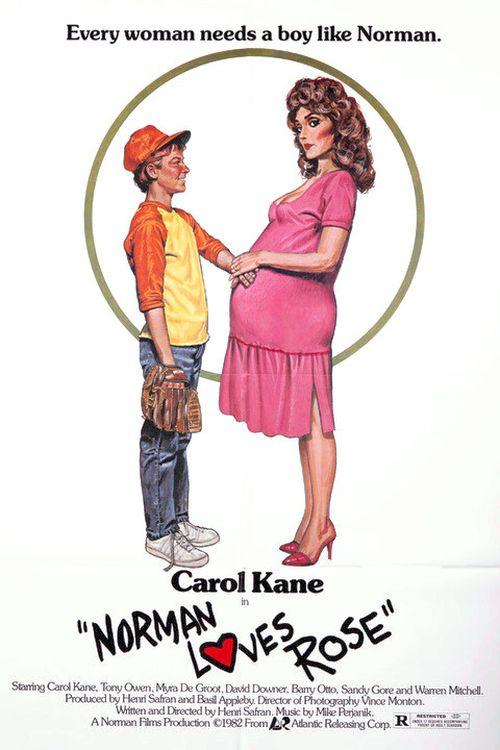 Norman Loves Rose movie