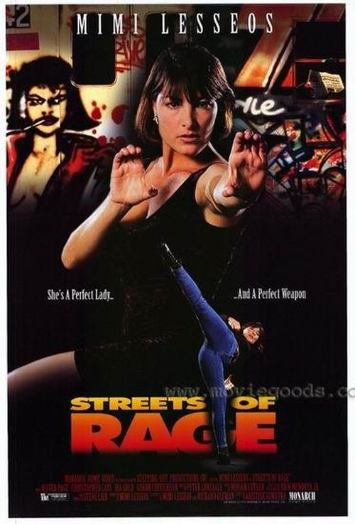 Streets of Rage movie