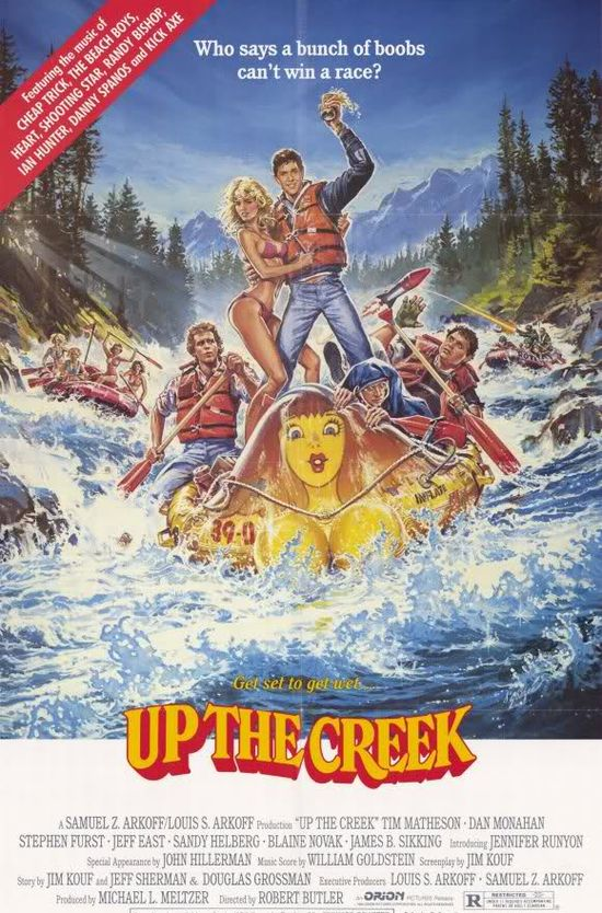 Up the Creek movie