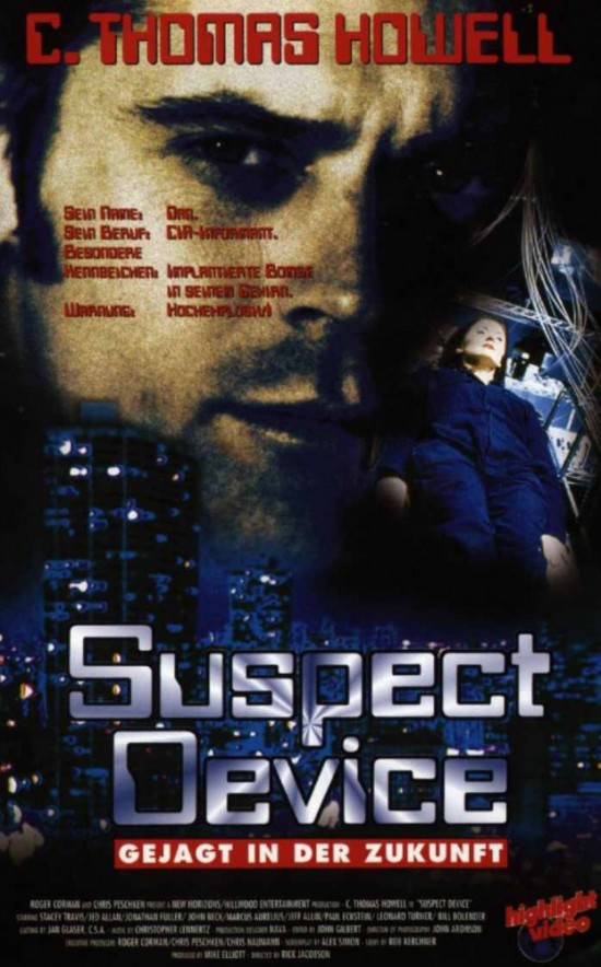 Suspect Device movie
