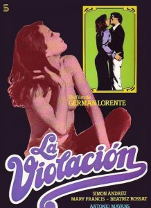 La violación movie