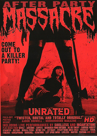 After Party Massacre movie