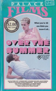 Over the Summer movie