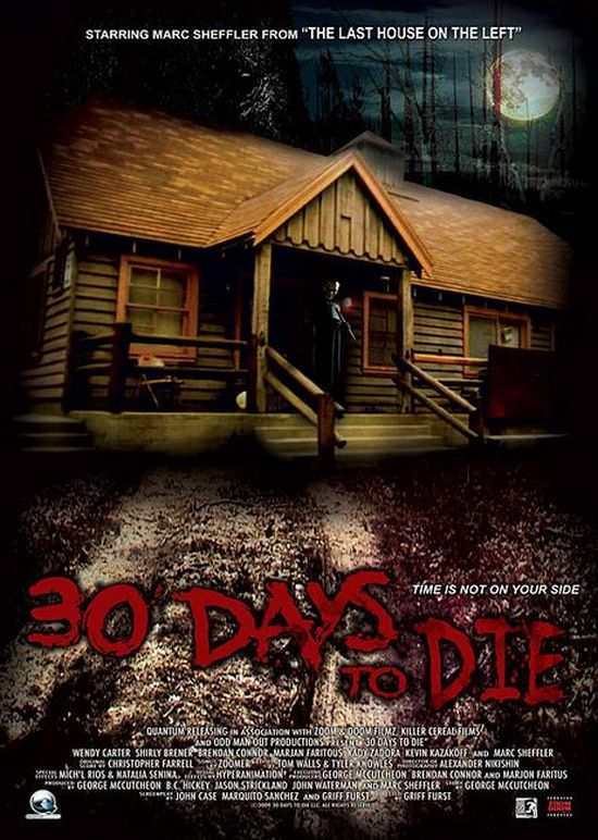 30 Days To Die movie
