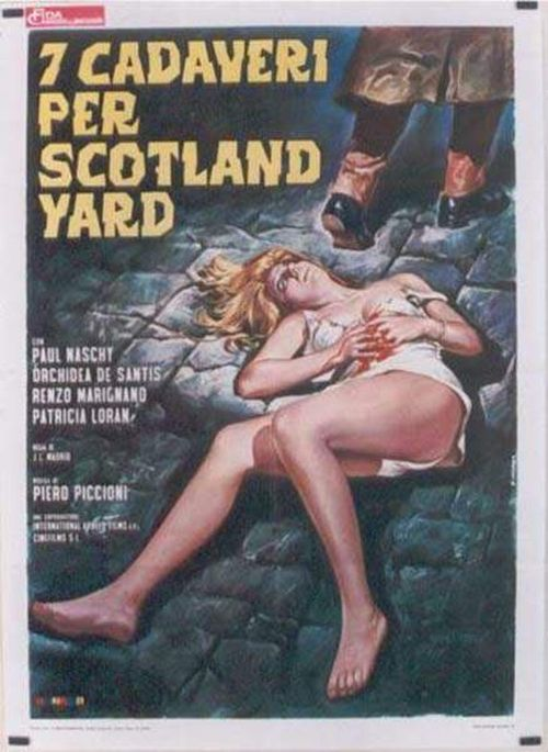 7 Murders for Scotland Yard movie