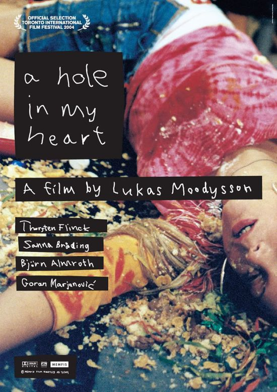 A Hole in My Heart  movie