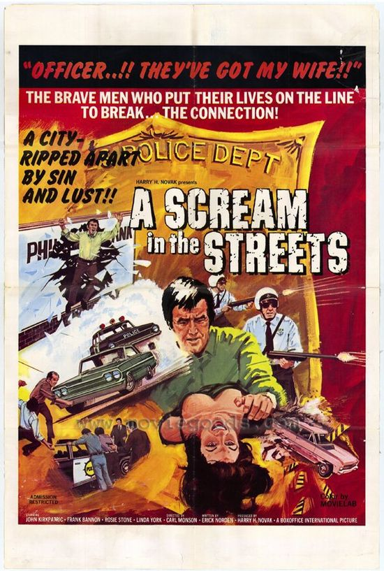 A Scream in the Streets movie