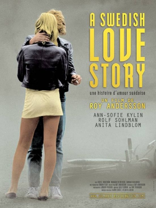 Swedish Love Story movie