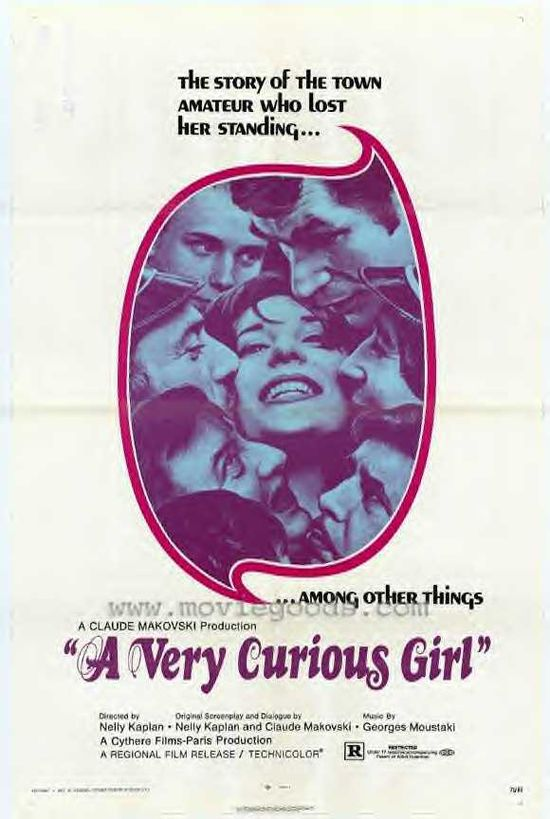 Very Curious Girl movie