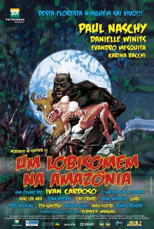 A Werewolf in the Amazon movie