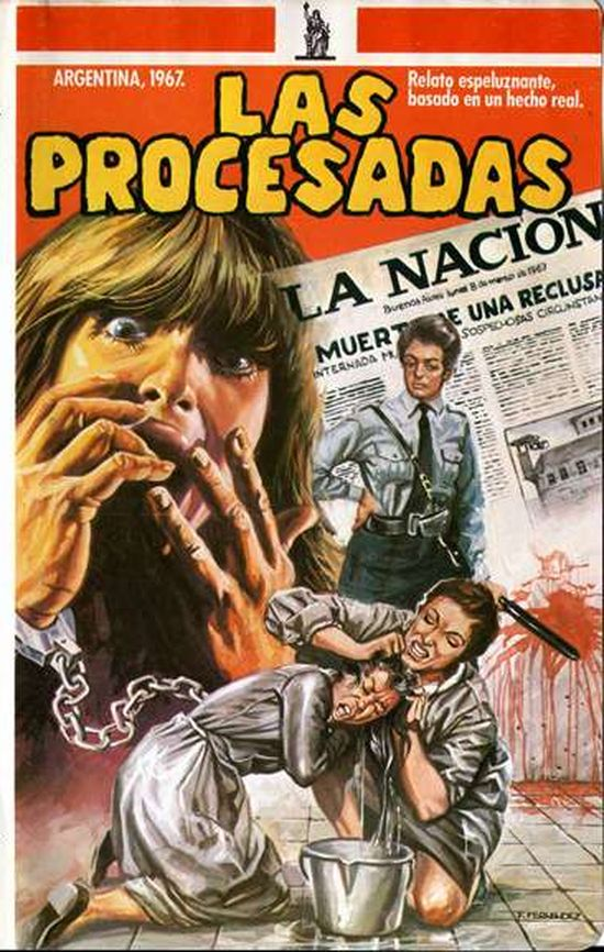 Las Procesadas movie