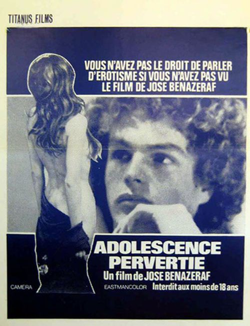 Adolescence pervertie movie