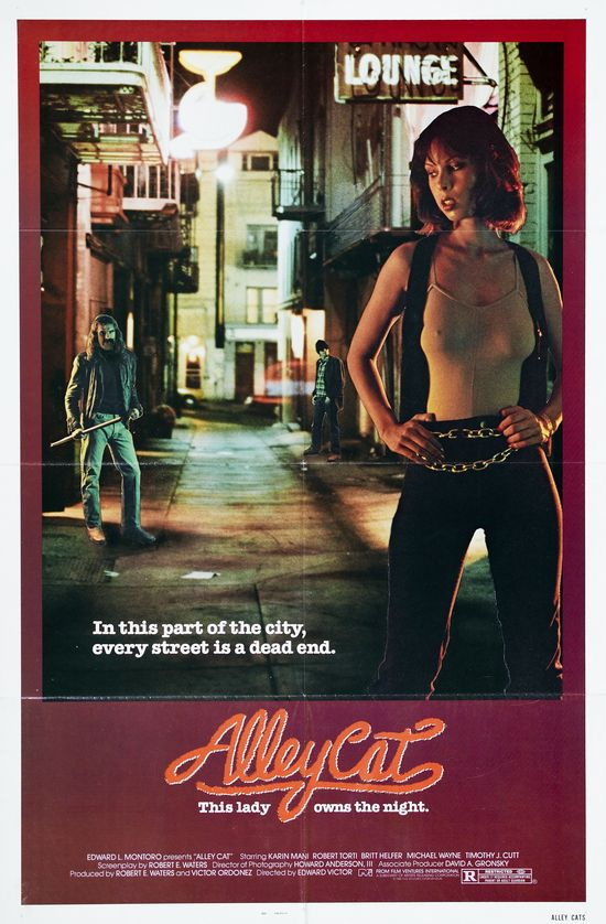 Alley Cat movie