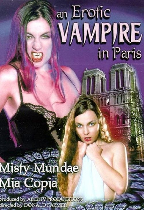 An Erotic Vampire in Paris movie