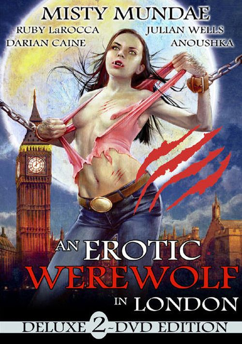 Erotic Werewolf in London movie