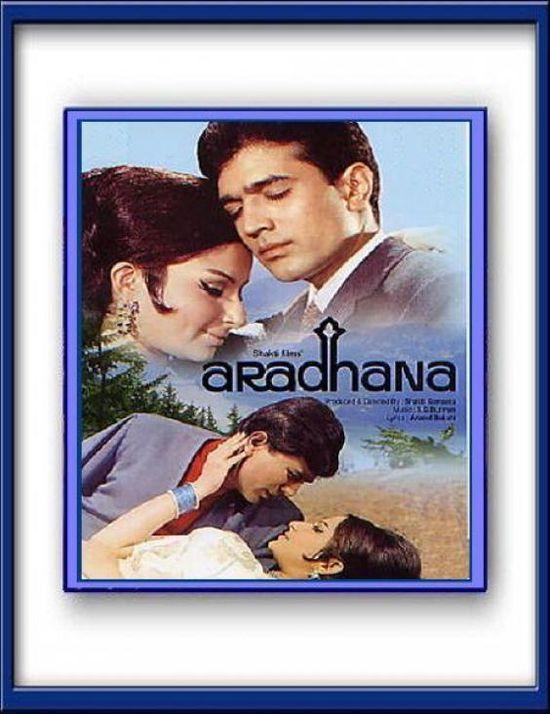 Aradhana movie