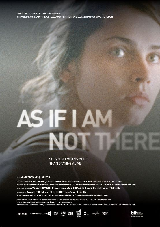 As If I Am Not There movie