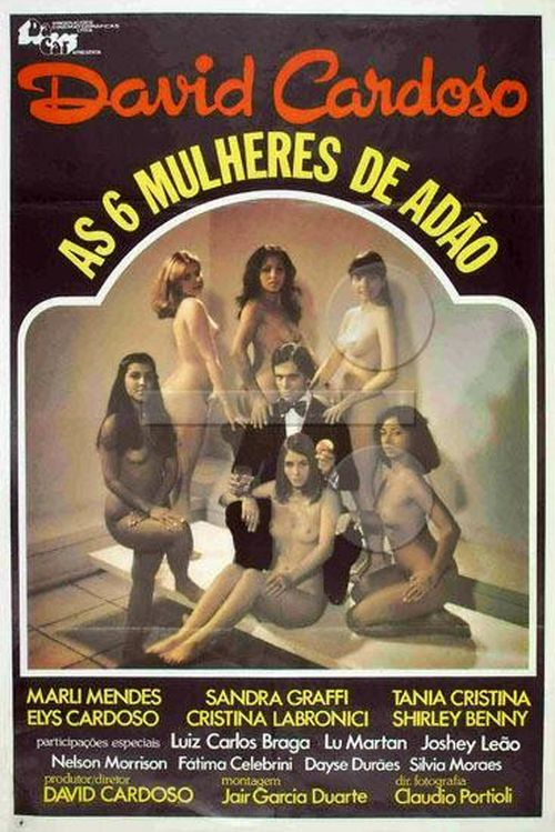 As Seis Mulheres de Adao movie