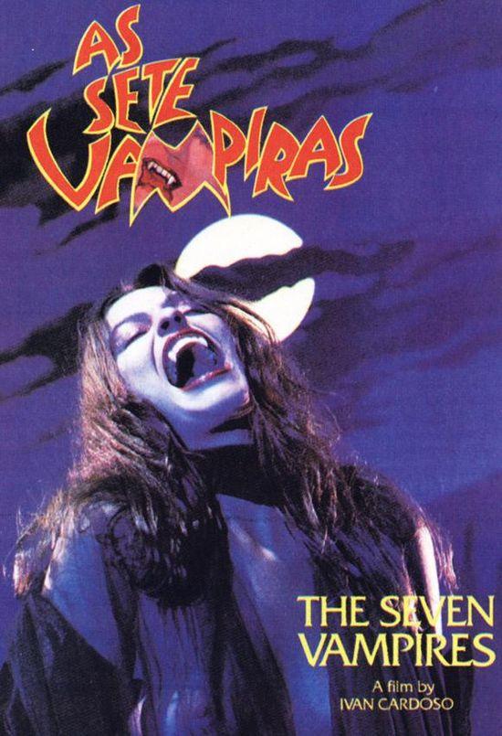 The Seven Vampires movie