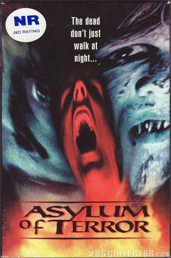 Asylum of Terror  movie