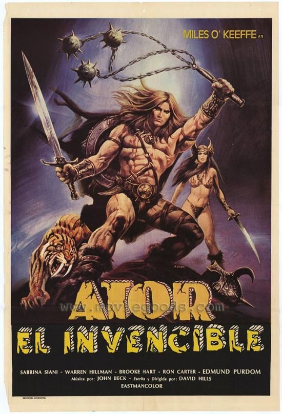 Ator, the Fighting Eagle movie