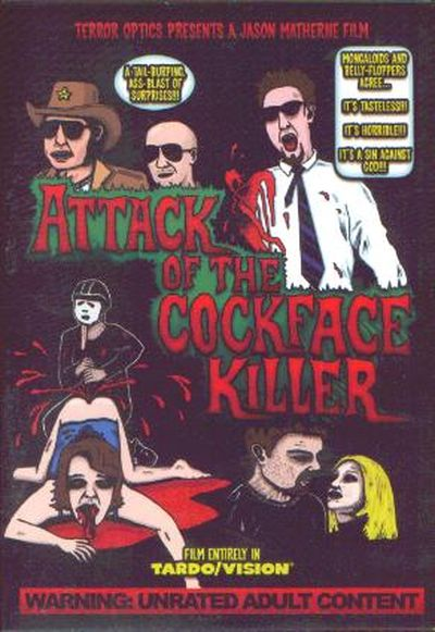 Attack of the Cockfaced Killer movie