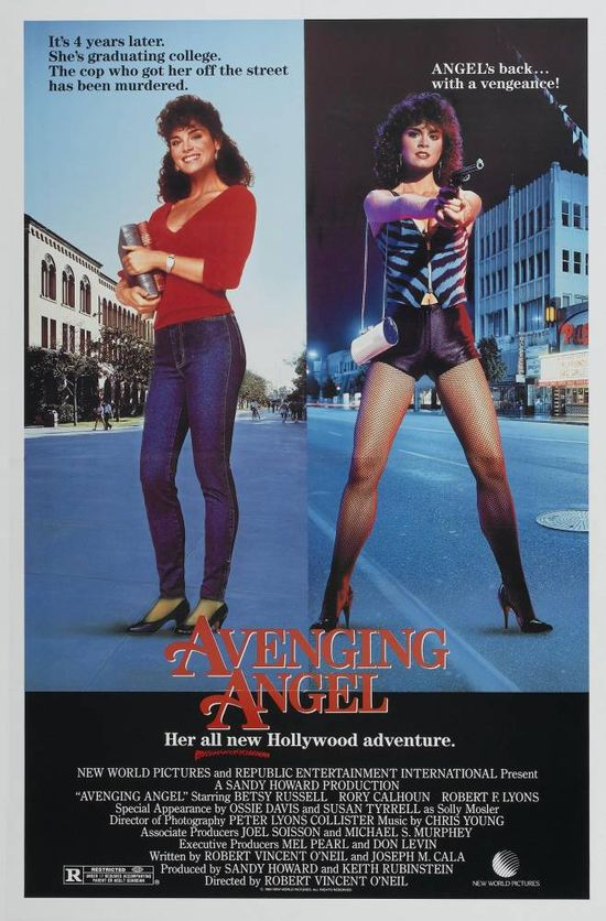 Avenging Angel movie