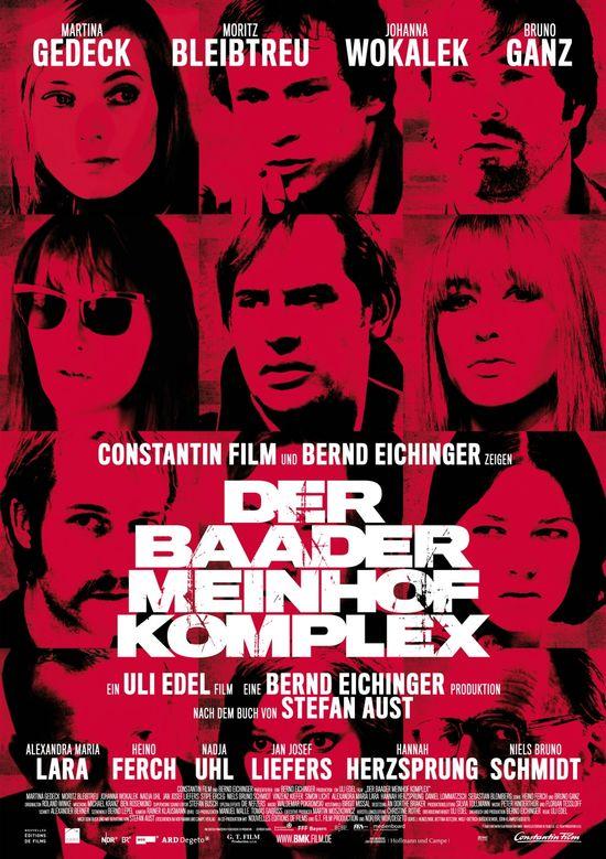 Baader Meinhof Complex movie