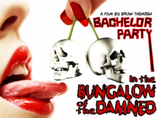 Bachelor Party in the Bungalow of the Damned movie