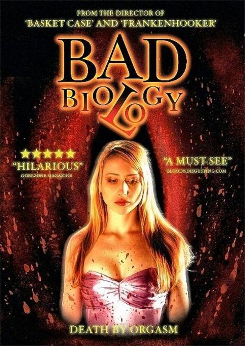 Bad Biology  movie