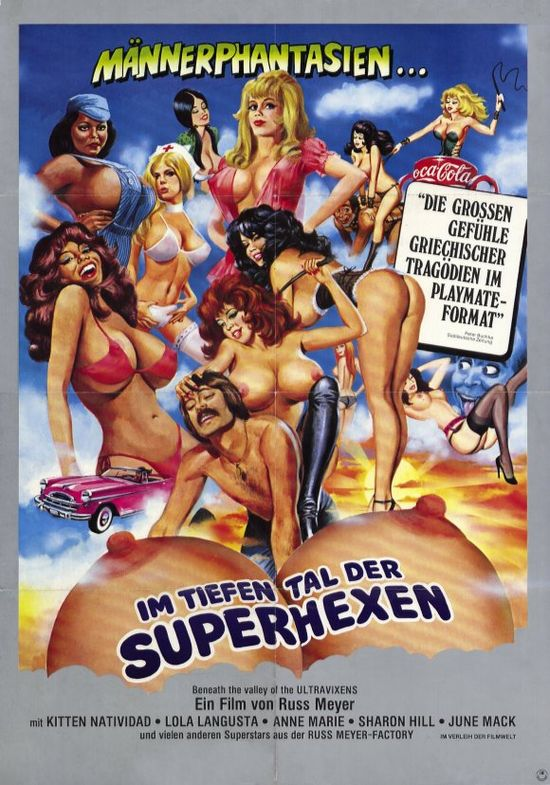 Beneath the Valley of the Ultra-Vixens movie