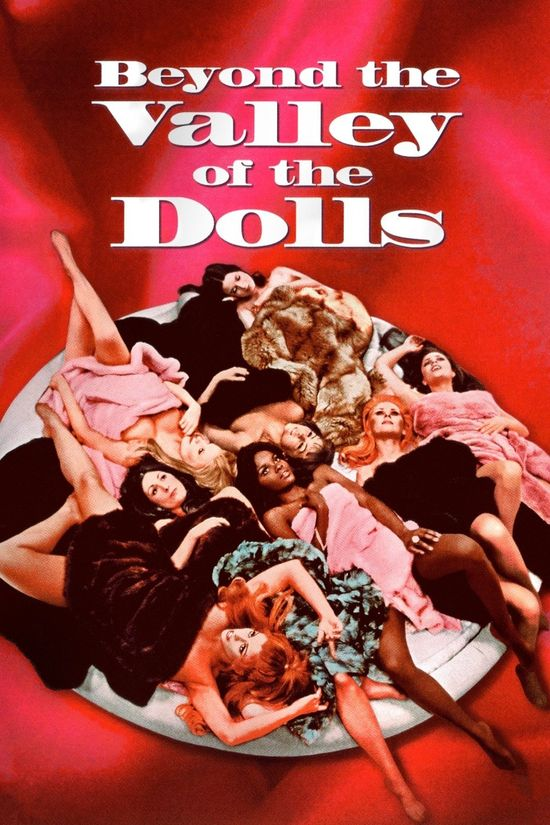 Beyond the Valley of the Dolls movie