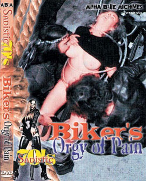 Biker's Orgy Of Pain movie
