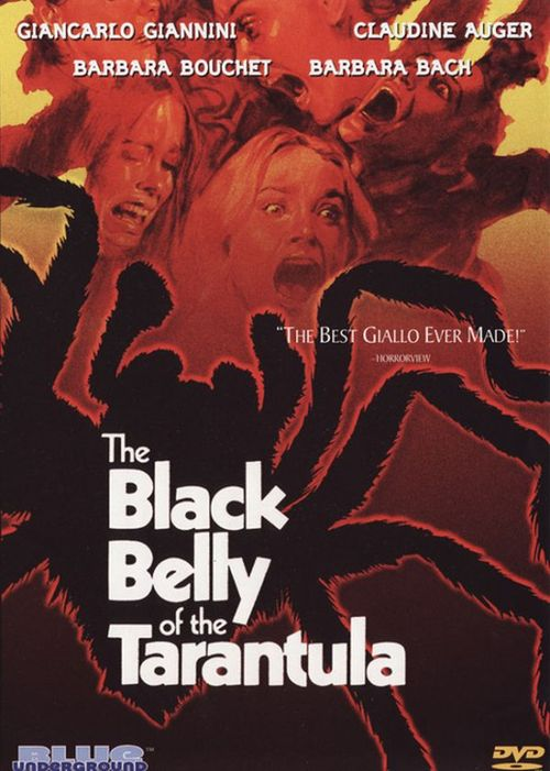 Black Belly of the Tarantula movie