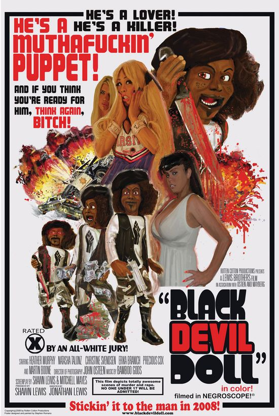 Black Devil Doll movie
