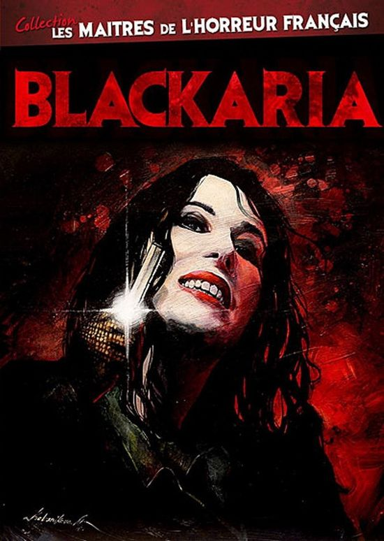 Blackaria movie