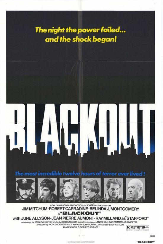 Blackout  movie
