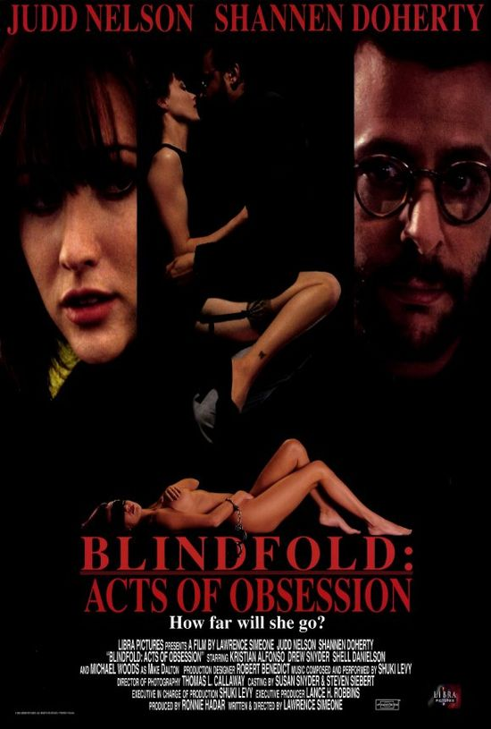 Blindfold: Acts of Obsession movie