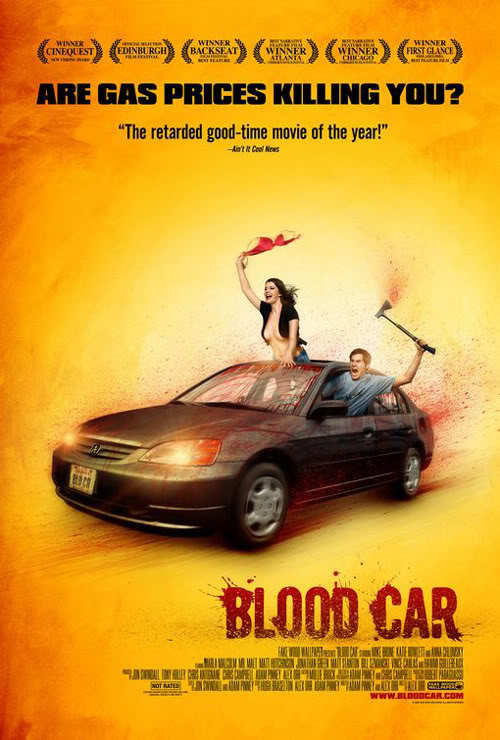 Blood Car movie