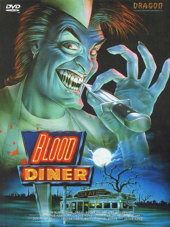 Blood Diner movie