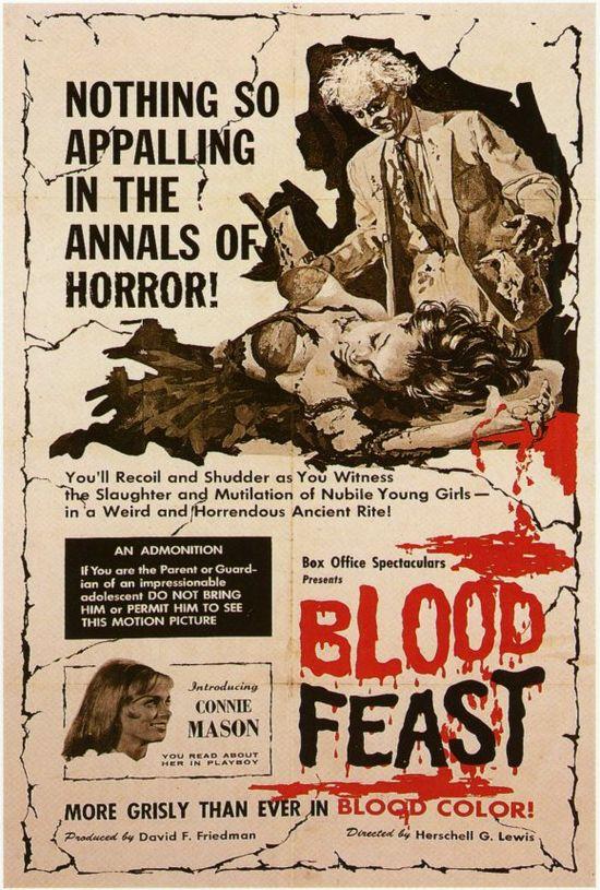 Blood Feast  movie