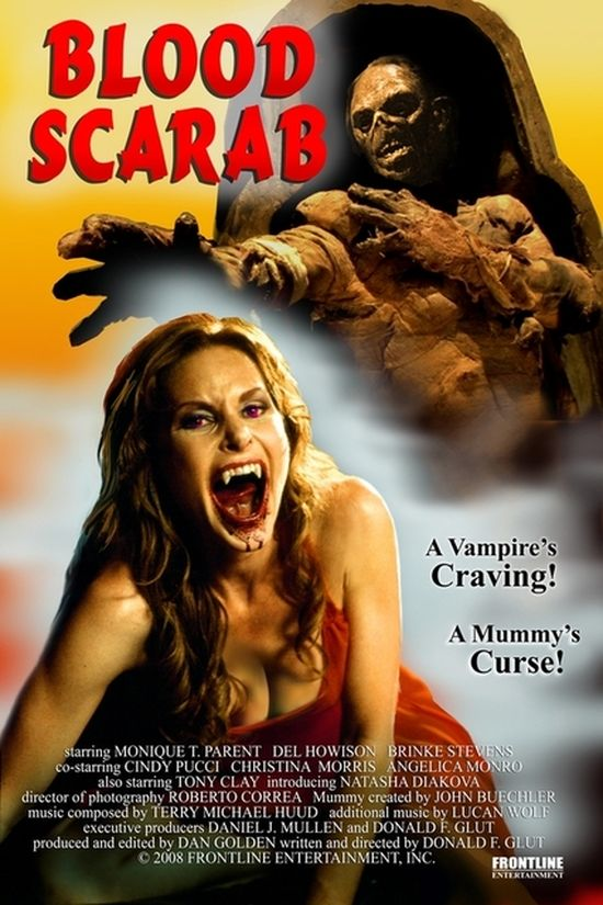 Blood Scarab movie