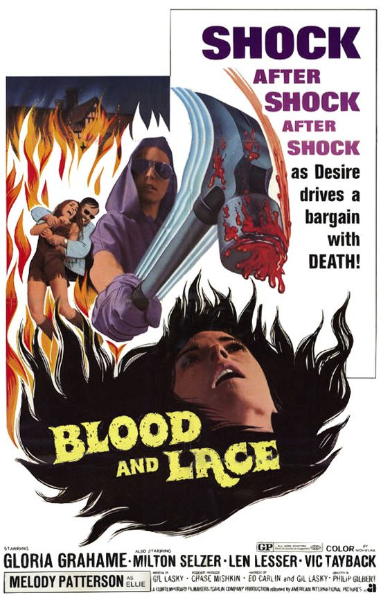Blood and Lace movie