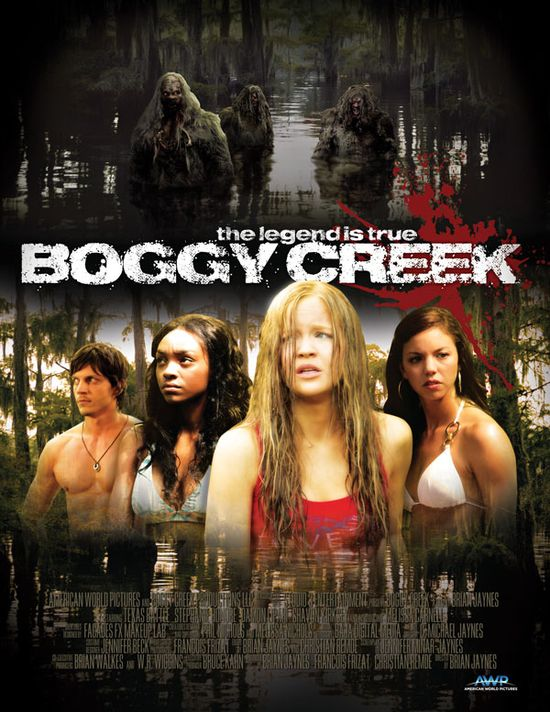 Boggy Creek movie